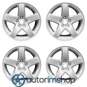New 17 Replacement Wheels Rims Dodge Challenger Charger Magnum 2006 2010 Set