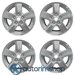 New 17 Replacement Wheels Rims For Jeep Commander 2006 2008 Set