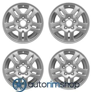 New 15 Replacement Wheels Rims For Honda Cr V 2002 2004 Set
