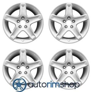 New 17 Replacement Wheels Rims Acura Tl 2004 2006 Set Without Tpms Slot
