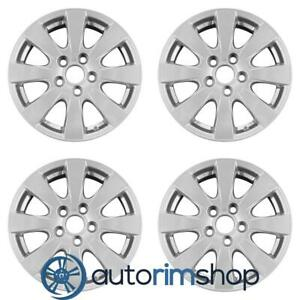 New 16 Replacement Wheels Rims For Toyota Camry 2006 2012 Set