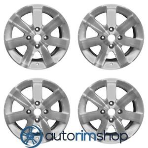 New 16 Replacement Wheels Rims For Nissan Sentra 2006 2012 Set