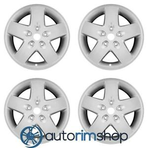 New 17 Replacement Wheels Rims For Jeep Wrangler 2007 2016 Set