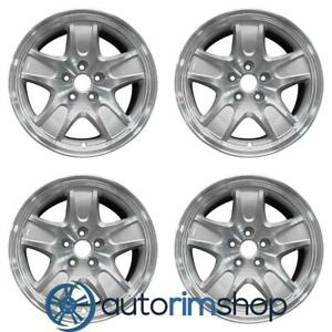 New 17 Replacement Wheels Rims For Ford Crown Victoria 2001 2002 Set