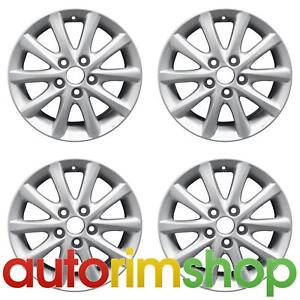 New 16 Replacement Wheels Rims For Toyota Camry 2010 2012 Set