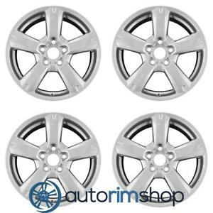 New 17 Replacement Wheels Rims For Toyota Rav4 2006 2012 Set