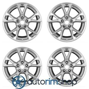 New 18 Replacement Wheels Rims For Nissan Maxima 2012 2014 Set