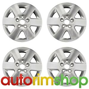 New 16 Replacement Wheels Rims For Toyota Sienna 2004 2010 Set