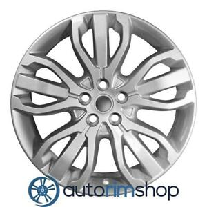 Land Rover Range Rover Sport 2014 2015 21 Factory Oem Wheel Rim Silver