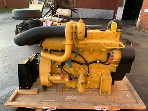 Caterpillar 7 1 D8t Model Diesel Engine For Sale Cat 7 1 Brand New