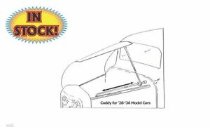 Carolina Custom Hc35 1928 36 Ford Sliding Hood Caddy And Similar Models