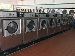 Coin Laundry Equipment Wascomat W125 Washers