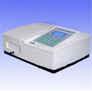 Visible Spectrophotometer Auto Wavelength Below 0 5 t 320 1100nm 0 5nm 0 2nm Wx
