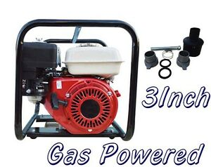 New Gas Water Transfer Pump 3 Industrial Supply Water Trash Pumps Us Seller