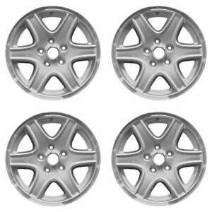 Jeep Liberty 2002 2004 16 Factory Oem Wheels Rims Set 5gl67pakag
