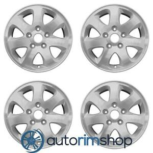 Kia Sedona 2004 2005 15 Factory Oem Wheels Rims Set