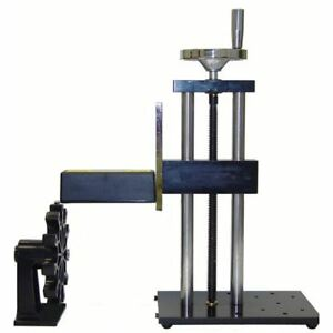 Phase Ii Srg4000 050 Precision Support Stand For Surface Roughness Gage