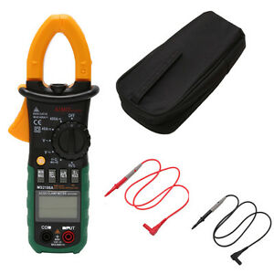 Digital Multimeter Ms2108a Pincer Ac dc Current Voltage Capacitor Resistance