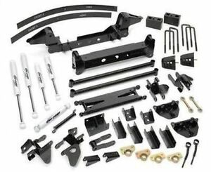 Pro Comp 6 Inch Lift Kit 1999 10 Gm Chevy Silverado Sierra 1500hd 2500 2500hd