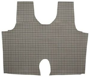 1963 1964 Mercury Marauder Fleece Trunk Mat 1pc