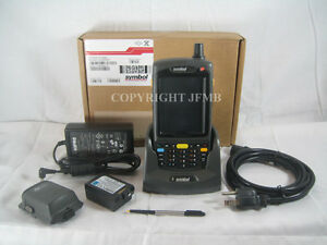 Symbol Motorola Mc70 Pda Wireless 1d 2d Barcode Scanner Mc7094 pkcdjrha8wr Gsm