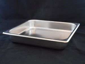 Laboratory Stainless Steel 6 75qt 6 4l Steam Table Pan 14 X 12 3 4 X 2 5 8