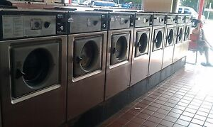 Wascomat W125 Triple Load Washers