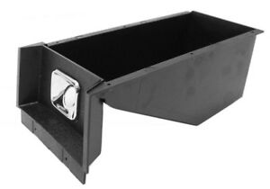 1969 Ford Mustang Console Compartment Box