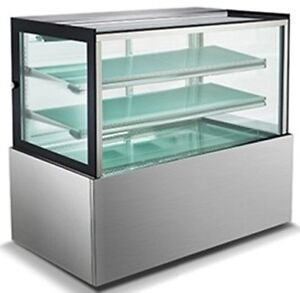 Universal Ubdc48 48 Refrigerated Bakery Display Case Counter Height