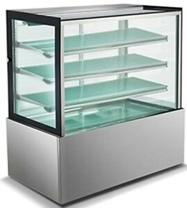 Universal Uhbdc48 48 Refrigerated Bakery Display Case High Exposure