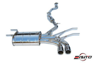 Invidia Q300 70mm Dual Stainless Tip Catback Exhaust For Miata Mx5 Mx 5 16 18