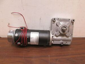 Parvalux Geared Motor 12v 50mb 4021 Ratio 12 5 1 240rpm 21a Gb412 4020 New