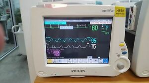 Philips Intellivue Mp30 Anesthesia Patient Monitor