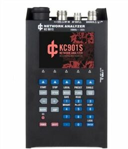 Kc901s 3ghz Scalar Network Analyzer Rf Multimeter Vector Antenna Analysis Zc