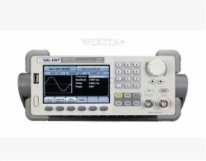 Sdg5122 2ch Function Generator Counter 120mhz Siglent Waveform 16k 512k 500ms Is