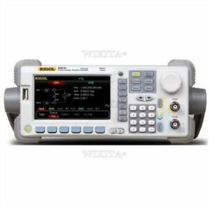 Rigol Function arbitrary Waveform Generator Dg5101 100mhz 128mpts 1channel
