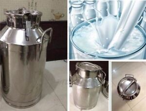 Good Quality Brand New Stainless Steel Milk Pail 40l E