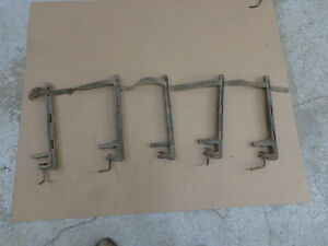 Side Brackets Antique Truck Car Mt 1030