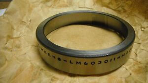 Timken Lm603011 Tapered Roller Bearing Cup New No Box