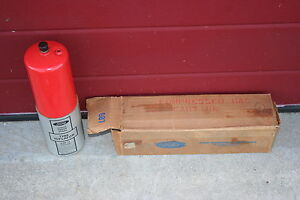 Nos 1971 73 Mustang Boss351 Pantera Space Saver Inflator Bottle D1zz 196543 A