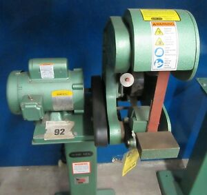 Burr King Display Model 56100 1 X 42 Belt Sander
