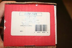 Robertshaw 4350 049 Commercial Gas Oven Thermostat Kit replaces Garland 1224500