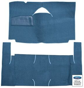 1959 Edsel Ranger 2 Door Sedan Standard Seats Replacement Loop Carpet Kit