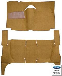 1959 Edsel Corsair 4 Door Sedan Standard Seats Replacement Loop Carpet Kit