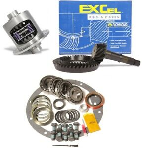 Gm Chevy 12 Bolt Truck 3 73 Excel Ring And Pinion Posi Timken Gear Pkg