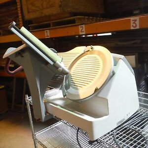 Berkel Commercial Deli Meat Slicer 13 Auto gravity Feed x13a Just Reduced