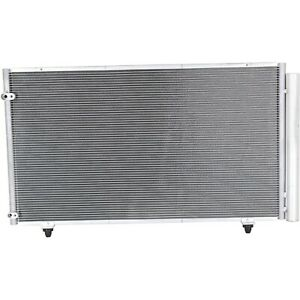 Ac Condenser A C Air Conditioning With Receiver Drier For Toyota Lexus Truck Van