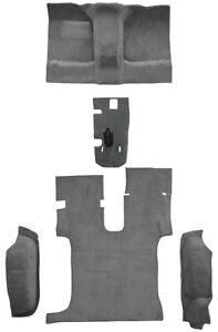 1986 1995 Suzuki Samurai Cutpile Replacement Carpet Kit Without Roll Bar Cut Out
