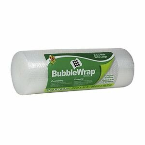 Duck Brand Bubble Wrap Original Cushioning 24 Inches Wide X 35 Feet Long Roll