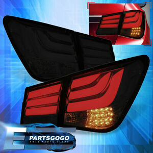 08 2015 Chevy Cruze Rear Tube Style Led Brake Stop Led Signal Tail Lights Lamps